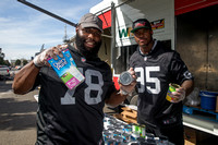 OAKLAND RAIDERS/ALAMEDA COMMUNITY FOOD BANK SEPT. 18, 2017